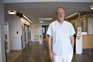 Börje Svensson, chefsläkare