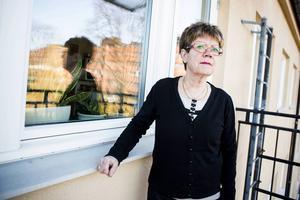 Sonja Lindberg är sektionsordförande för Kommunal i Sundsvall och starkt kritiskt till den situation de anställda satts i.