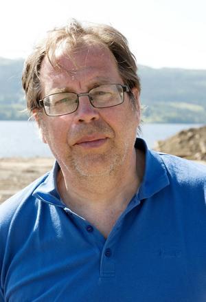Egon Wickström, engagerad Kallbo och numera vd för Västgård game fair tar med sig 15 års erfarenhet från arrangörsstaben i Fävikens liknande evenemang till den nya satsningen i Kalls regi.