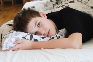 André Lennartsson var en av de första som vaccinerades med Pandemrix mot svininfluensan i oktober 2009. Han har inte kunnat gå till skolan på 16 månader.