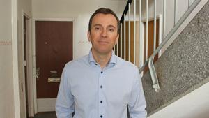 Anders Brandin, skadedjursgruppchef på Anticimex i Dalarna.