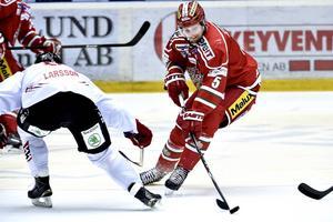 Jonas Ahnelöv har gjort sitt i Modo Hockey för den här säsongen.