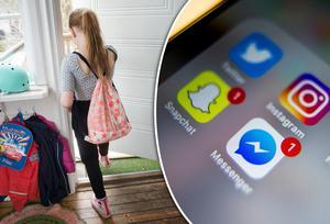Föräldrar bör ta sig en titt på vad deras barn lägger ut i sociala medier, menar skribenten.