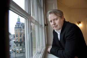 Eirik Stubø vill låta några regissörer återkomma till Dramaten och lära känna skådespelarna ordentligt. På samma sätt jobbade han själv under många år på Stockholms stadsteater.   Jessica Gow/TT