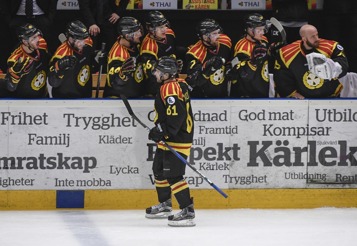 06979db96858 Två tillbaka i lördagens final – så ställer Brynäs upp
