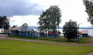 Öppna upp Siljans strand för allmänheten och turister, uppmanar Henrik Lundgård.