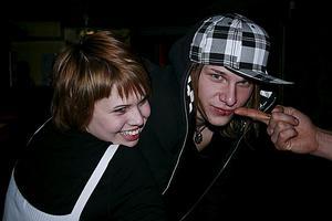 Konrad. Ebba och Niklas