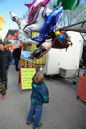 Den ballongen vill jag ha, Mamma!