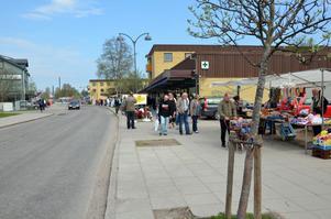I centrala Kvissleby har många låga inkomster.