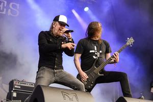 At The Gates på Gefle Metal Festival 2016.