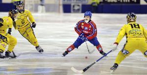 Pär Törnberg lämnar Edsbyn. Frågan är var han spelar vidare. I Villa, Bollnäs eller Vänersborg?