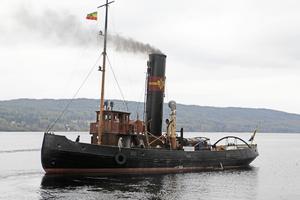 I 18 år har Christer Strandell arbetat med att renovera båten.