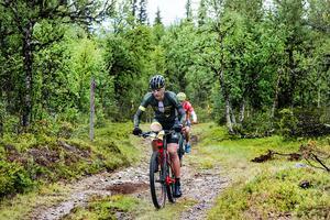 Segraren i herrar 58 km, Jonas Pettersson, Lachemisse 2:15:25