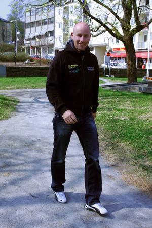 Finske landslagstränaren Niclas Grön från Örnsköldsvik hoppas på framgångar i OS. Foto: JONNY DAHLGREN/ARKIV