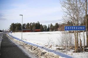 Ägaren till Mickels Ers vill stycka av två villatomter en bit upp från Opevägen och Östersunds kommun vill stycka av tre tomter ovanför det.