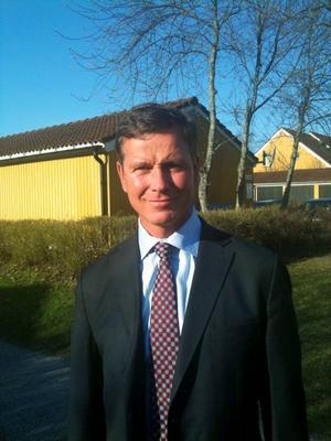 Vilhelmina minerals styrelseordförande Peter Hjorth.