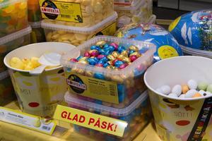 Svenskarna äter mest godis i världen