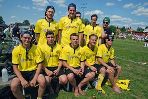 Humöret på topp bland Dortmundspelarna efter två vunna och en oavgjord match i gruppspelet.