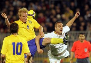 Petter Hansson och landslaget har en spännande VM-kvalhöst framför sig.