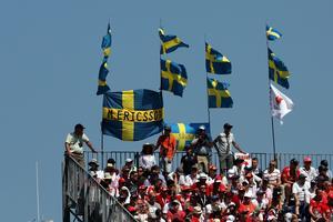 Marcus Ericsson hade en hel del svenska fans på plats på läktaren i Monte Carlo. Men någon framgång lyckades han inte bjuda de tillresta supportrarna på.