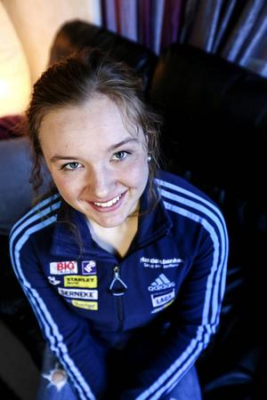 Hösten 2014 kom Linn Persson till Östersund från Värmland, där hon är uppvuxen. I Östersund finns bra sparringpartners, närheten till tränare och hon trivs i Jämtland, även om Östmark utanför Torsby också drar, för det är därifrån hon kommer.