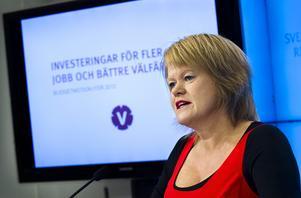 På torsdag ska Vänsterpartiets kongress i Uppsala ta ställning till om partiet ska införa delat ledarskap. Om det blir så är riksdagsledamoten Ulla Andersson från Gävle favorit till att dela ledarskapet med redan föreslagne Jonas Sjöstedt.