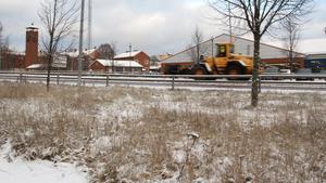 Det finns risk för halt väglag i norra länsdelen.