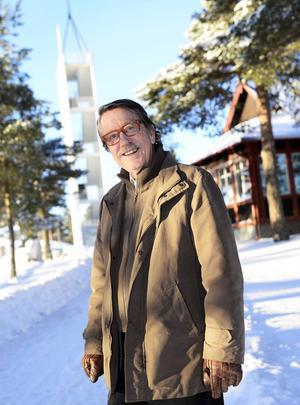 Kjell Lönnå ser fram emot lördagens konserter.