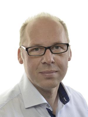 Patrik Engström (S). Foto: Riksdagen