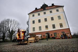 Ängsö slott. Arkivbild från 2008.