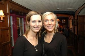 Bishop. Maria Josefsson och Karin Jarlekrantz.