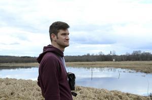 Peter Sennblad är landskapsstrateg hos kommunen.