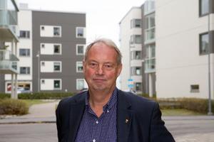 Harry Bouveng (M) är opositionsråd i Nynäshamns kommun.