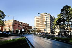 Gävle sjukhus. Arkivbild