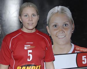 Kais Moras passningsgeni Anna Wijk i dubbel upplaga.
