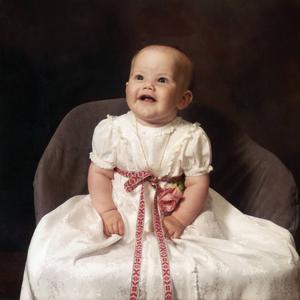 Prinsessan Sofia som barn.