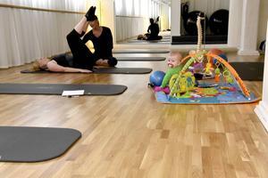 Johannas kurs pågår i tio veckor och deltagarna tränar två gånger i veckan.