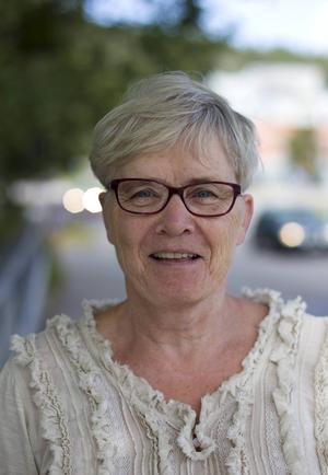 Marie Persson, 61 år, jurist, Sundsvall:   Man släcker gatubelysning på landet och låter många lysa i stan.   – Kan du lova att ni inte släcker ner gatubelysningar på landet?