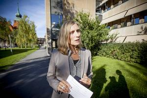 Annika Källgård, chef för barn- och utbildningsförvaltningen, är den tjänsteman som leder utredningen.