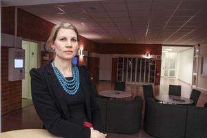 Kammaråklagare Karin Johnsson Rydh.