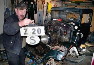 Just nu förefaller uppgiften att åter göra bil av gamla Z 20 något övermänsklig.