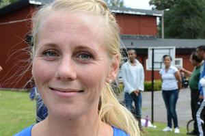 Segrade i damklassen 10 kilometer, Annika Larsson, Örebro AIK.