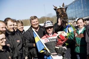 Örjan Kihlström har vunnit det mesta som går att vinna, ofta med hästar tränade av Stefan Hultman.