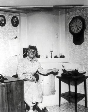 Moa Martinsson (1890-1964).