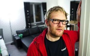 Johan Landström var snabbast i klassiska Bockstensturen. Foto:
