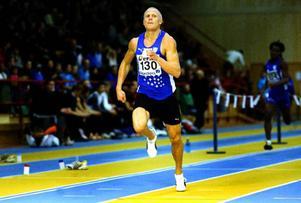 Sprintern Johan Wissman, IFK Helsingborg, vann 200 meter på 21.15 vid inomhus-SM, en halv sekund från sitt svenska rekord. Han är en guldkandidat när inne-EM inleds på fredag.