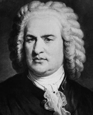 Musik av Johann Sebastian Bach spelas flera gånger under kammarmusikdagarna.