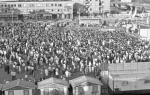 30 000 besökte Strömmingsleken 1969.