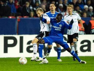 Rosenborg–Chelsea.