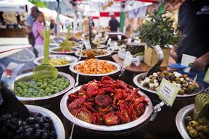 I helgen är det dags för matfestival i Frösö Park, då Creative party in the park slår upp sina dörrar.